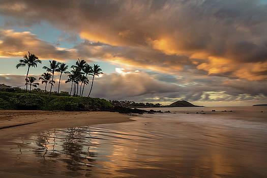 Sunrise Tropics Reflection by Pierre Leclerc Photography