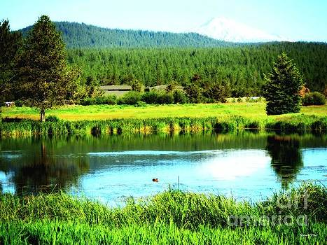 Sunriver Resort, Oregon by Robert ONeil