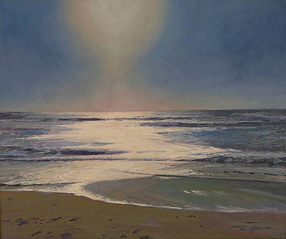 Sun's Glow by Dianne Panarelli Miller