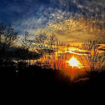 Sunset #1 by Jennifer Brande