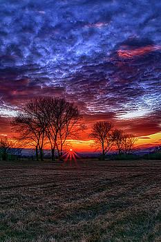 Sunset 14.02 by Plamen Petkov