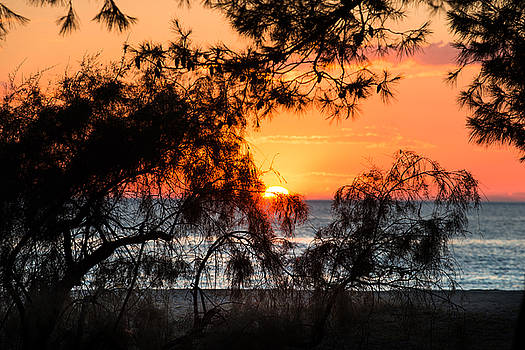 Sunset 2 by Ivan Vukelic