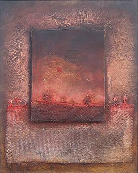 Sunset. 2005. by Daniel Pontet