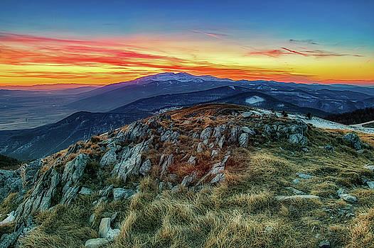 Sunset 26.02 by Plamen Petkov