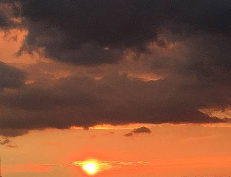 Sunset 3 by Robin Gill