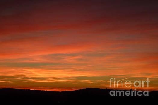 Sunset 4 by Jean Bernard Roussilhe