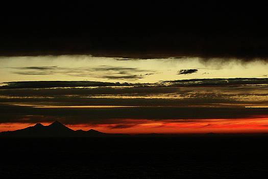 Sunset 4 by Ni Zhu