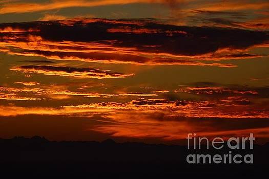 Sunset 5 by Jean Bernard Roussilhe