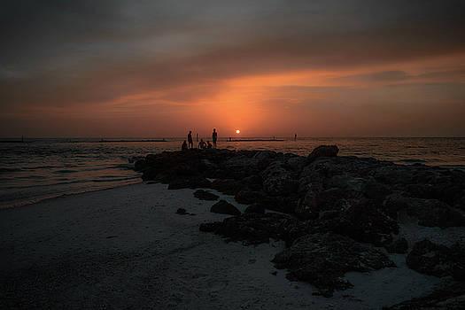 Sunset - 5543a by Debra Kewley