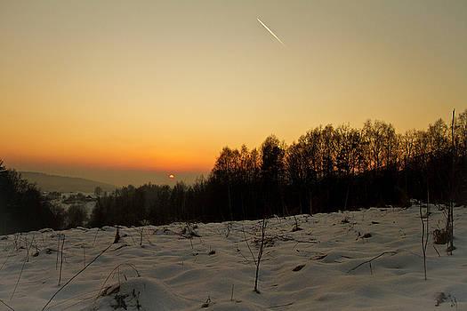 Sunset by Adam Sworszt