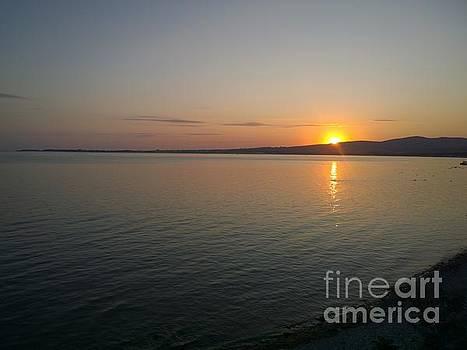 Sunset by Aleksandr Nikolaev