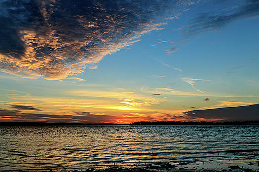 Sunset and Clouds by Doug Long
