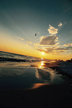 Sunset Angle by Jim Clark