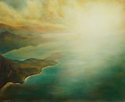 Sunset by Anna IOURENKOVA