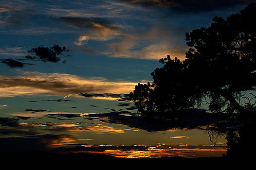 Sunset, Arches, Utah by John Daly