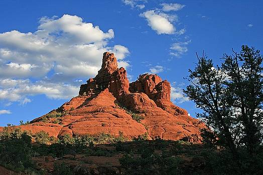 Sunset at Bell Rock by Gary Kaylor
