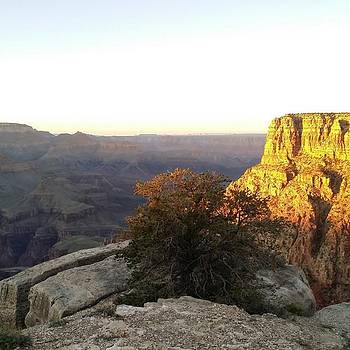 Sunset At Grand Canyon. No Filter by Sarah Marie