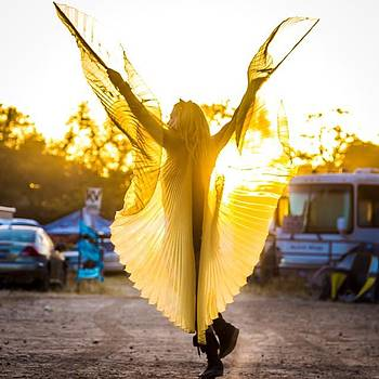 Sunset At @lucidityfestival ✨✨✨ by Jacob Avanzato