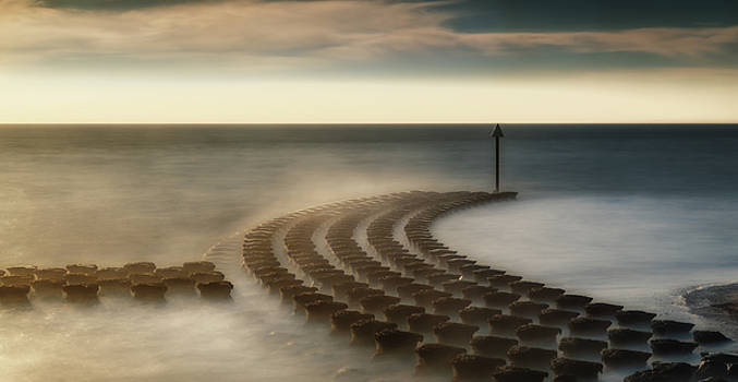 Sunset at Midday by Nigel Jones
