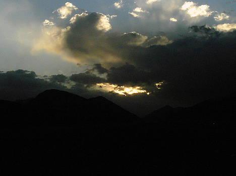 Sunset at Ranger Hill by David Breidenbach