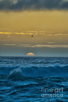 Sunset at Sea by Billie-Jo Miller