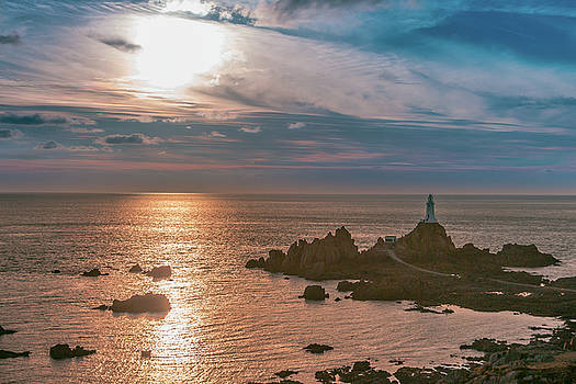 ReDi Fotografie - Sunset at Corbiere Lighthouse