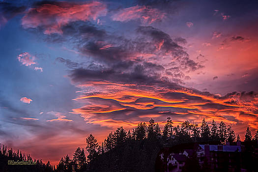 LeeAnn McLaneGoetz McLaneGoetzStudioLLCcom - Sunset at the Ridge Lake Tahoe