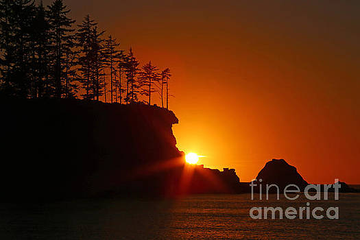 Sunset Bay by Marty Fancy