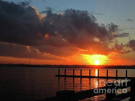 Sunset Bay by Sam Allen