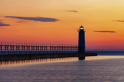 Sunset Beauty by Fran Riley