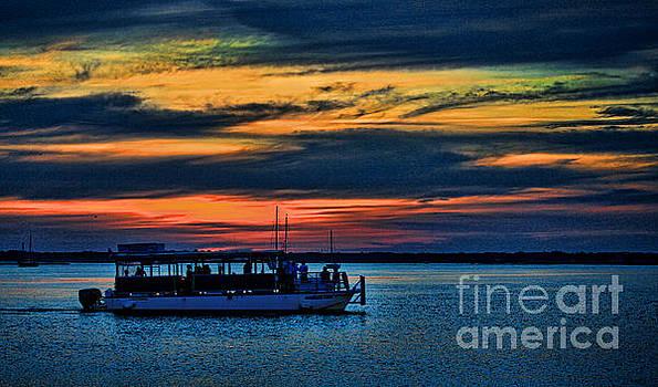 Dave Bosse - Sunset Boat Ride