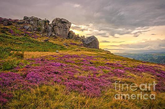 Mariusz Talarek - Sunset by Cow and Calf Rocks