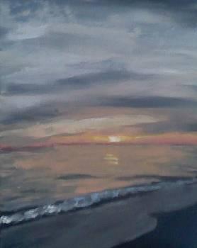 Sunset. by Casey Bingham