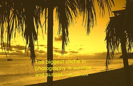 Ian  MacDonald - Sunset Cliche
