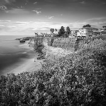 Sunset Cliffs Beach and Homes by William Dunigan