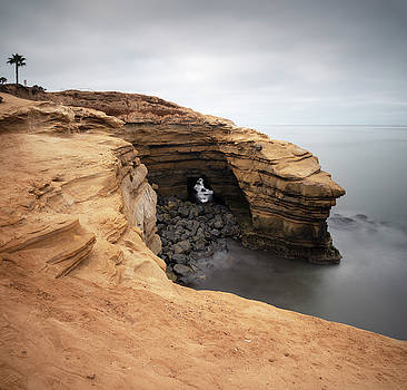 Sunset Cliffs Outlook by William Dunigan