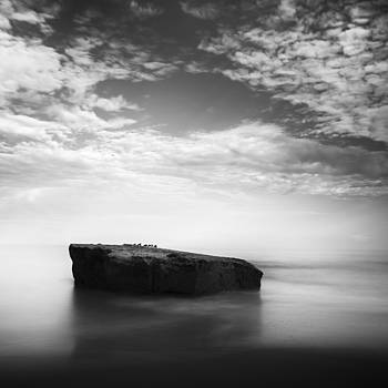 Sunset Cliffs Park Rock by William Dunigan