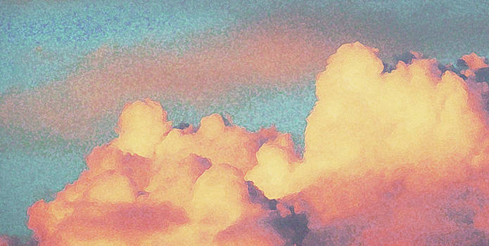 Sunset Clouds by Sally Stevens