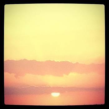 Sunset. #clouds #sunset #sky #like by Shyann Lyssyj