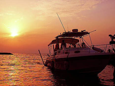 Sunset Cruise by Graham Taylor