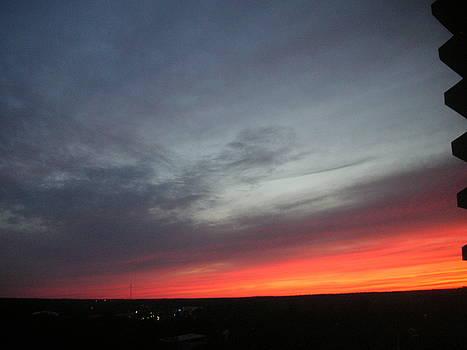 Sunset by Dinesh Wijekoon