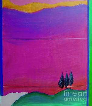 Sunset by Don Almquist