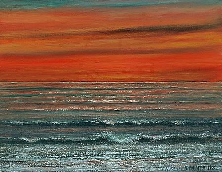 Sunset Dream 1 by Dimitra Papageorgiou