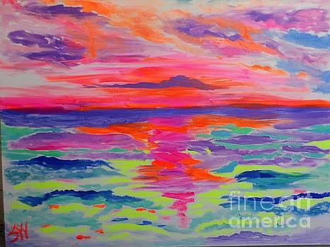 Sunset Dream Believe.com by Sharon Worley
