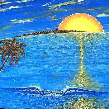 Paul Carter - Sunset dream