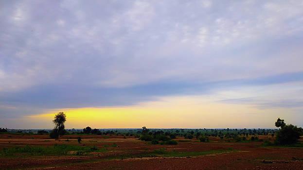 Sunset by Eloho Ikibz