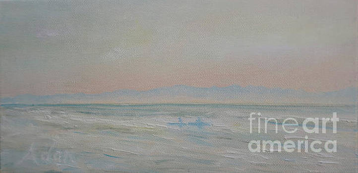 Felipe Adan Lerma - Sunset Float Off South Hero Panorama