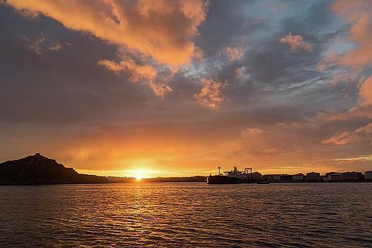 Sunset by Gail Johnson