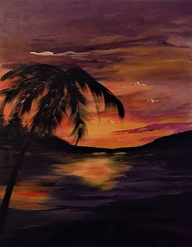 Sunset Glow by Jacqueline Whitcomb