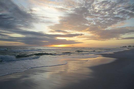 Sunset Grey by Jim Clark